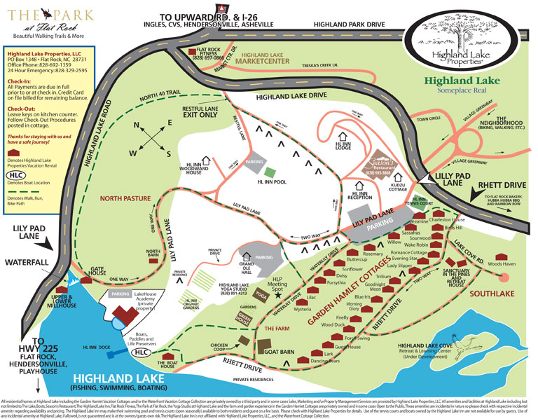 Highland Lake Master Plan